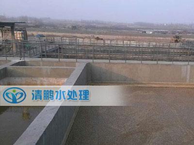 河南焦化厂污水工程雷竞技App下载