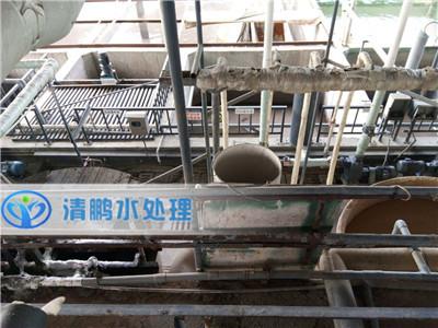济源水厂水处理工程