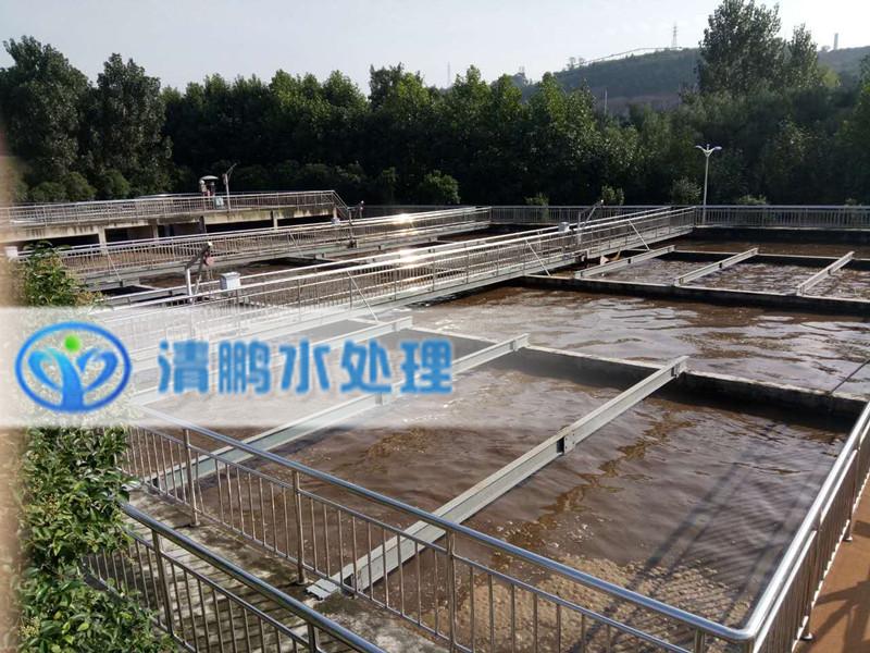山西晋城污水处理厂